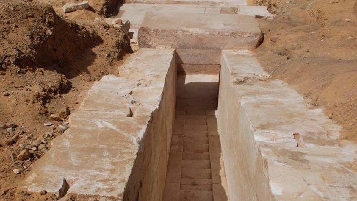 Todo lo que necesitas saber sobre la nueva pirámide hallada en Egipto
