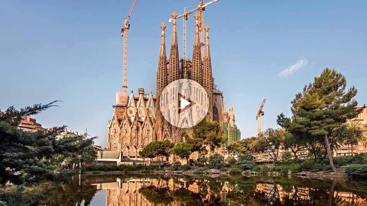 La Sagrada Familia bate un curioso récord en TripAdvisor
