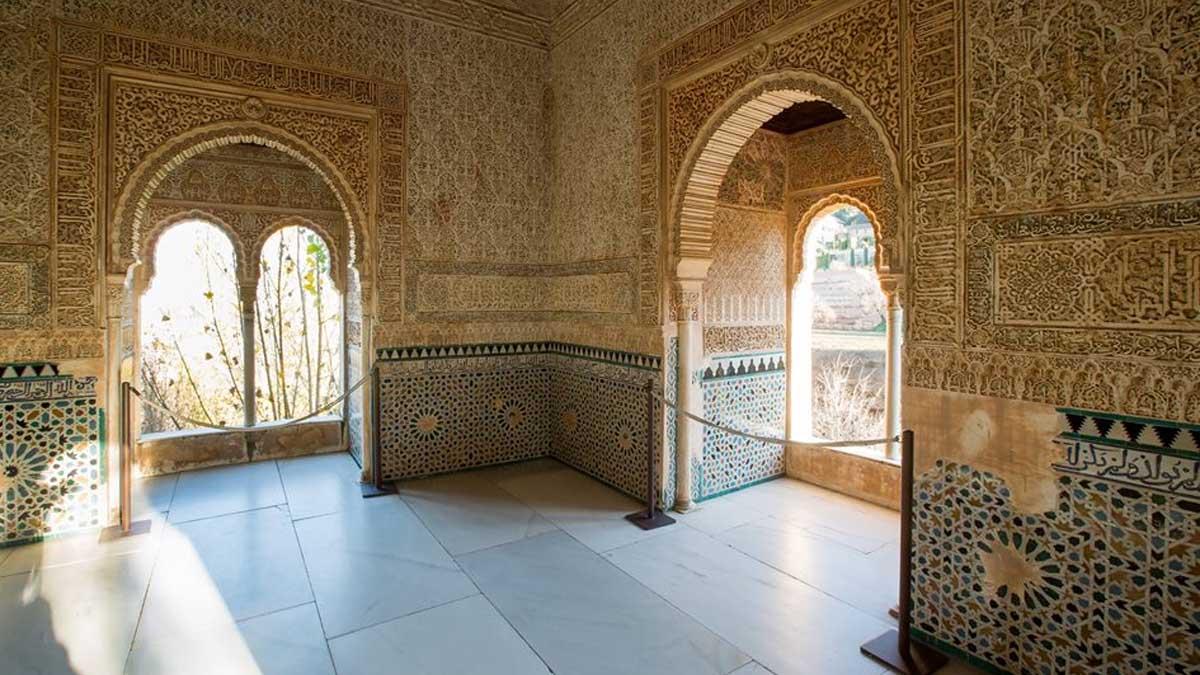Torre de la Cautiva: Sólo este mes podrás visitar uno de los espacios más bonitos de La Alhambra