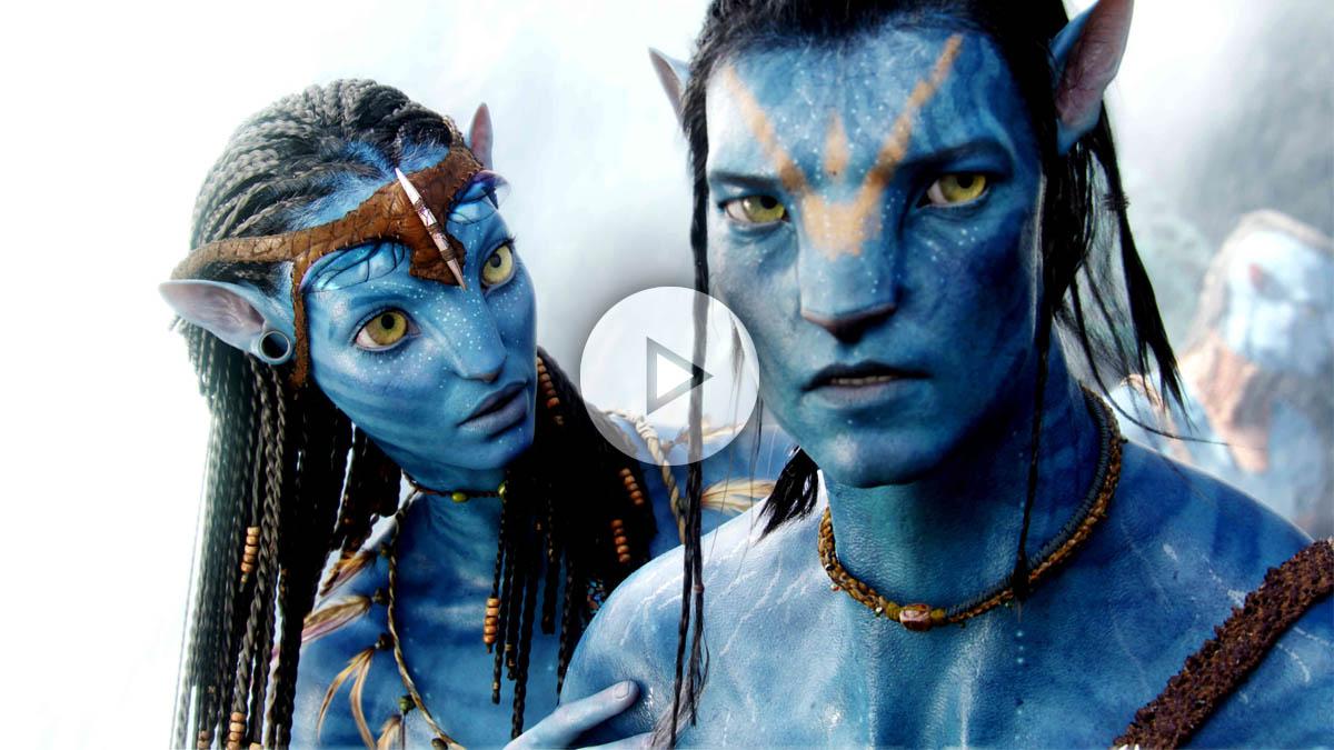 """""""Bienvenido a Pandora, el mundo Avatar"""""""