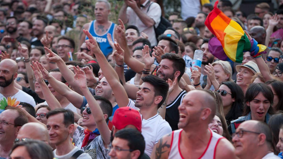 Los hoteles, guest houses y apartamentos son los alojamientos más reservados por los turistas que celebrarán el World Pride en Madrid