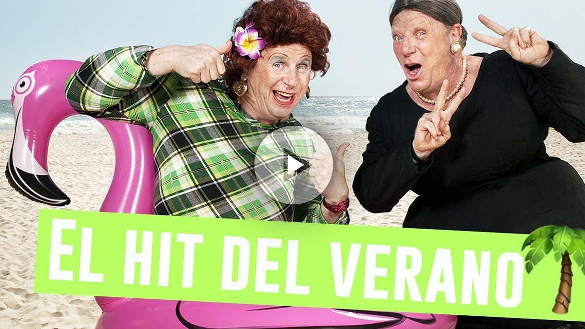 'Date un homenaje con un viaje' es el nuevo hit de Los Morancos. Una canción con la que puedes echarte unas risas y ganar un viaje a Tenerife.