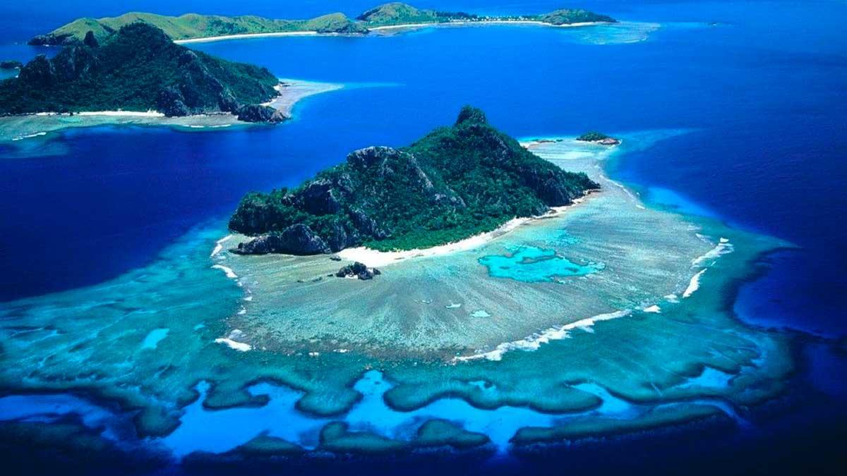 Isla de Fiyi