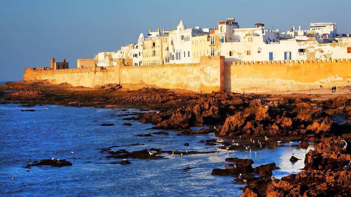 La ciudad marroquí de Essaouira se ha convertido en tendencia.