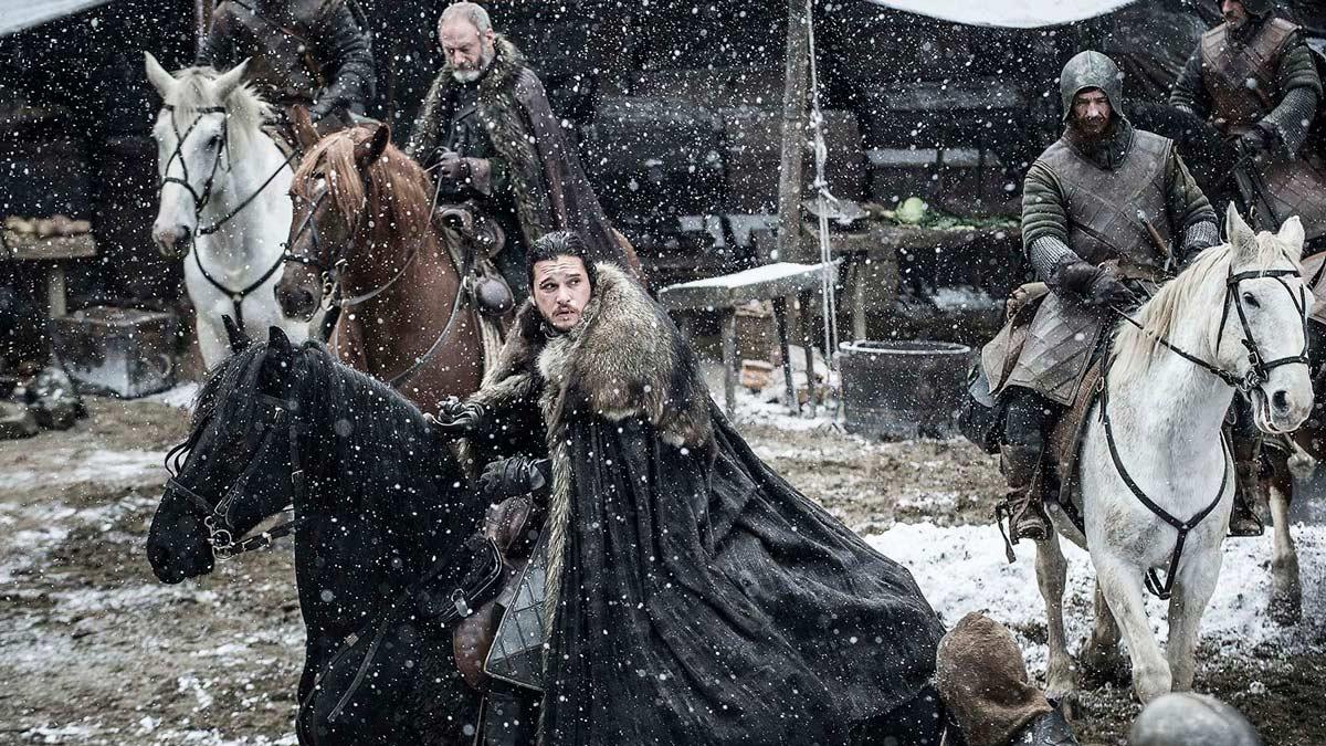 Si quieres conocer los entresijos de la Casa Stark, lo mejor es que asistas al «Winterfell Festival».