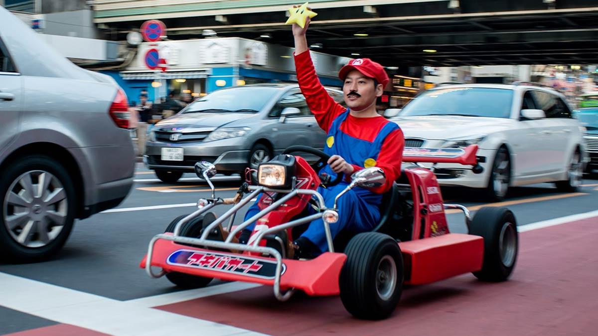 Disfruta de la experiencia Mario Kart en el Niagara Speedway