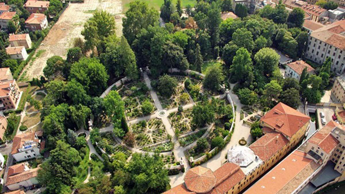 Jardín botánico más antiguo del mundo está en Italia (2)