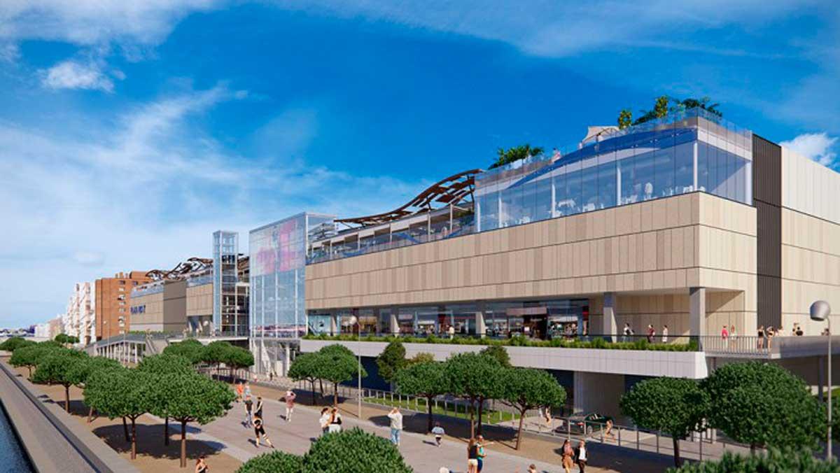 Los Detalles De Plaza Río 2 El Nuevo Centro Comercial De