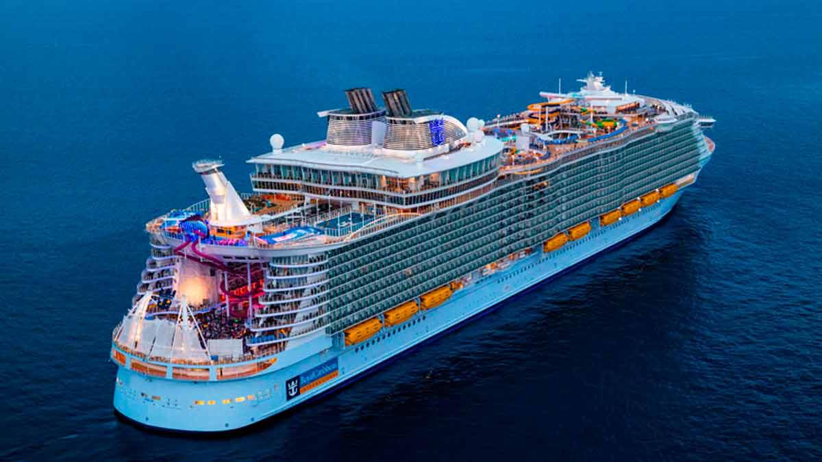 crucero más grande