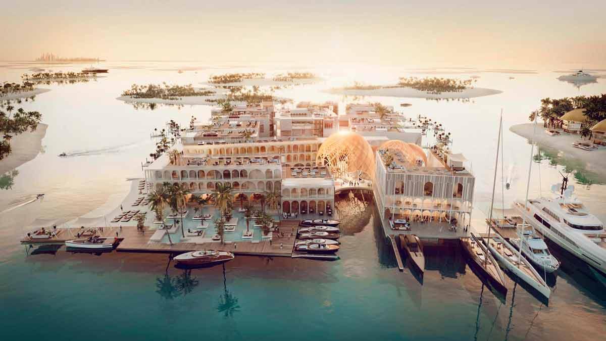 La esencia de Venecia se traslada a Dubái en 2020