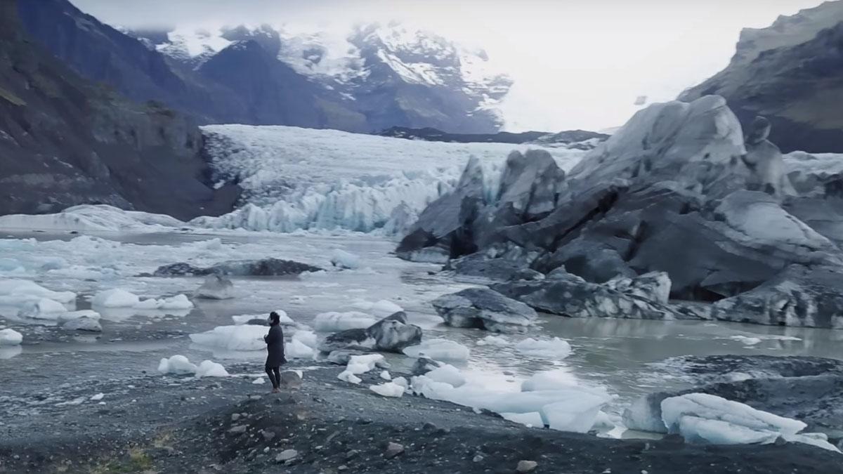 'Where the angels go', el nuevo videoclip de L.A., ha sido rodado en algunos de los parajes naturales más espectaculares de Islandia