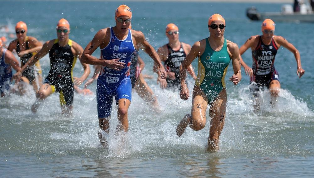 Triathlon: ITU World Championship Series San Diego