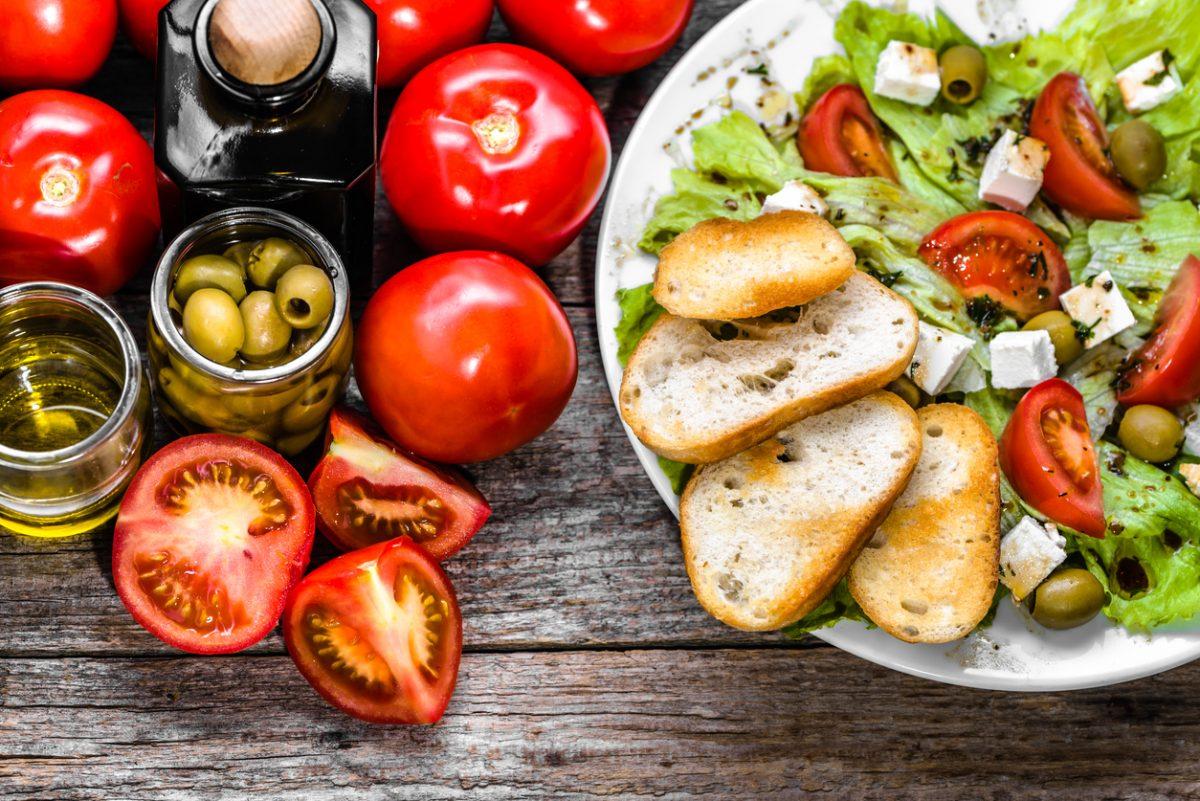 in cosa consiste la dieta mediterranea?