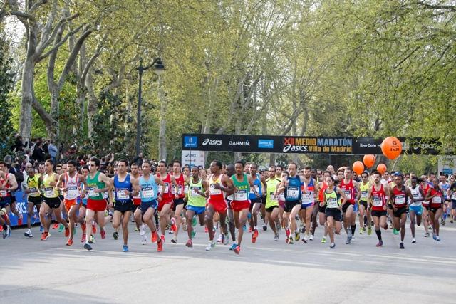 Medio Maraton Villa de Madrid