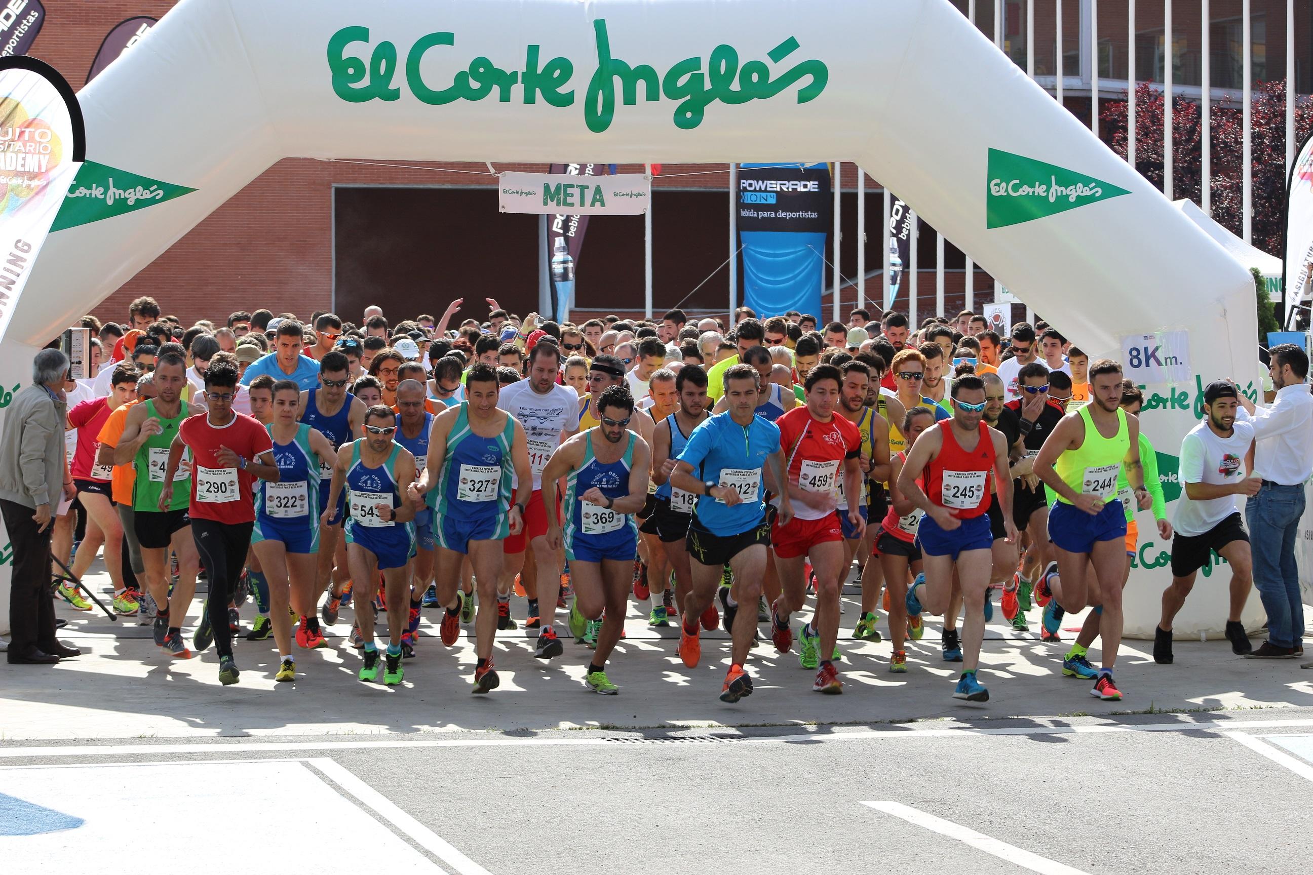 10 carreras componen el circuito universitario de running