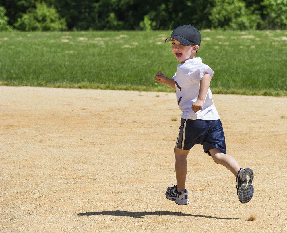 running-niños