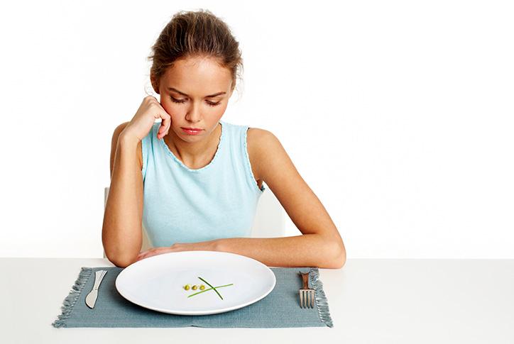 Por qué fracasamos en las dietas: Sensación de mucha hambre
