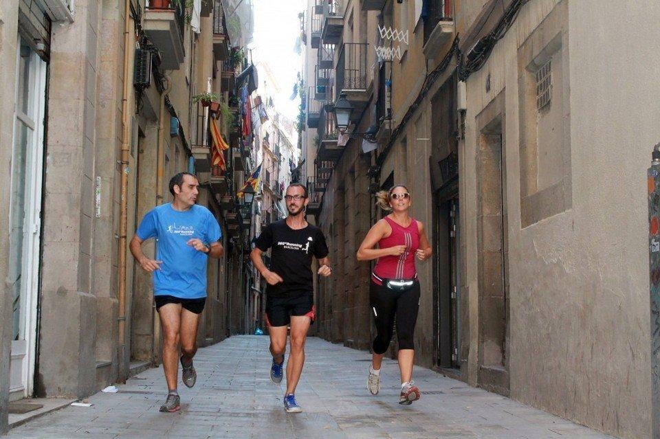 Cómo conseguir una buena convivencia entre corredores y no corredores