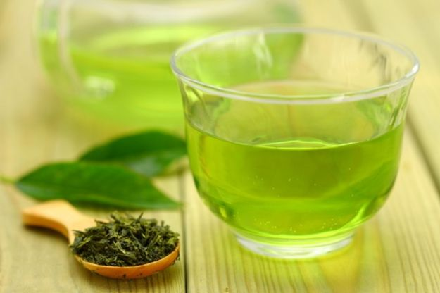 para k sirve el te verde chino