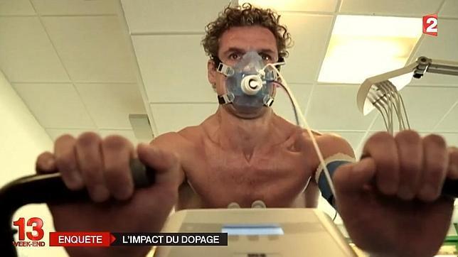 La TV francesa muestra como doparse sin dar positivo
