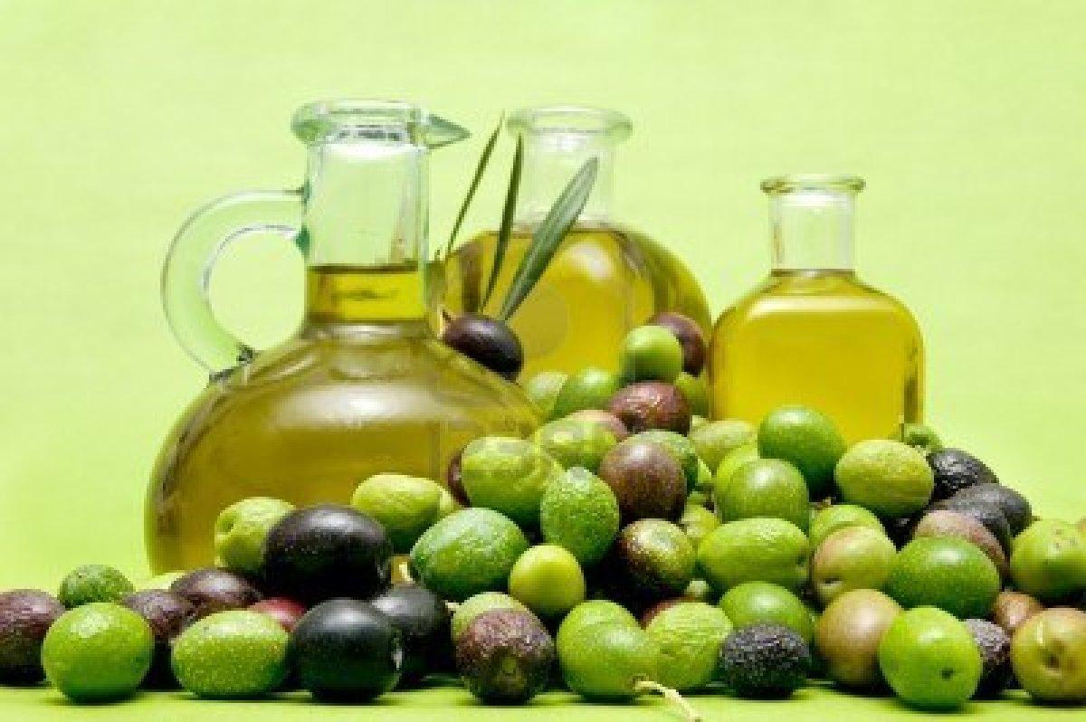 Aceite de oliva, fuente natural de antioxidantes