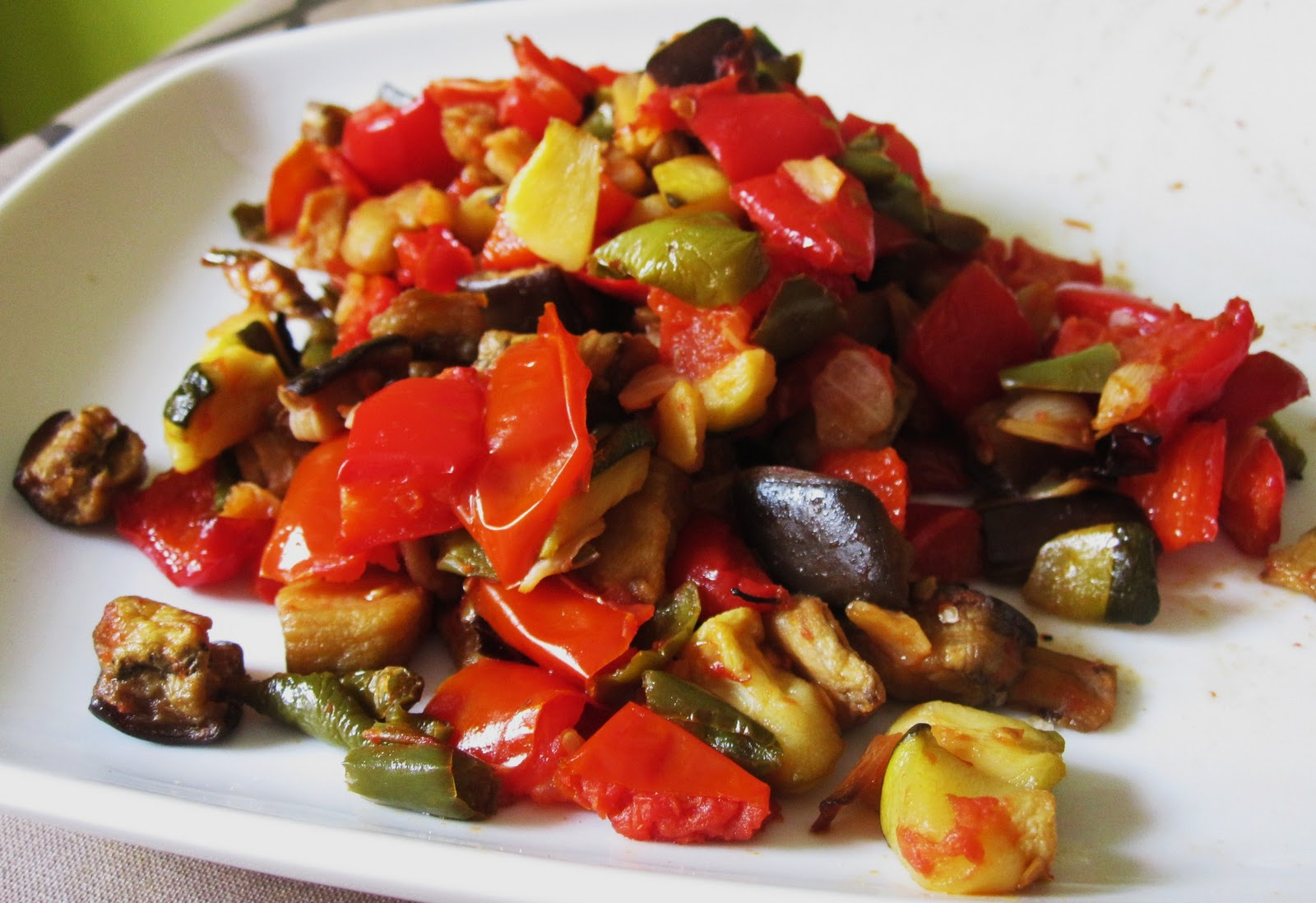 Las verduras fritas en aceite de oliva, más sanas que las cocidas