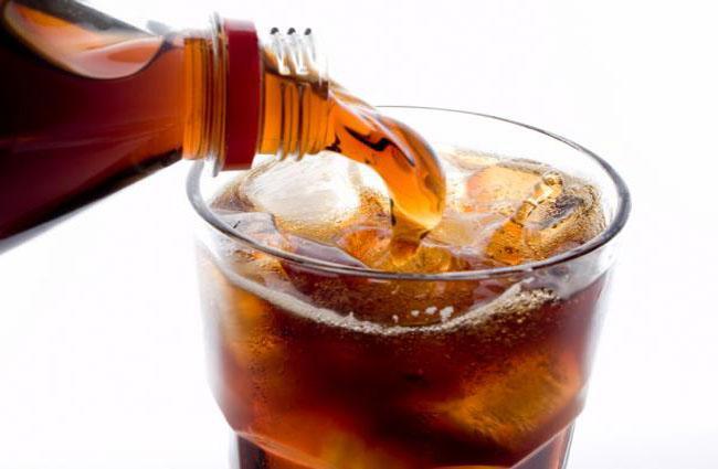 Bebidas carbonatadas: Bebidas con gas