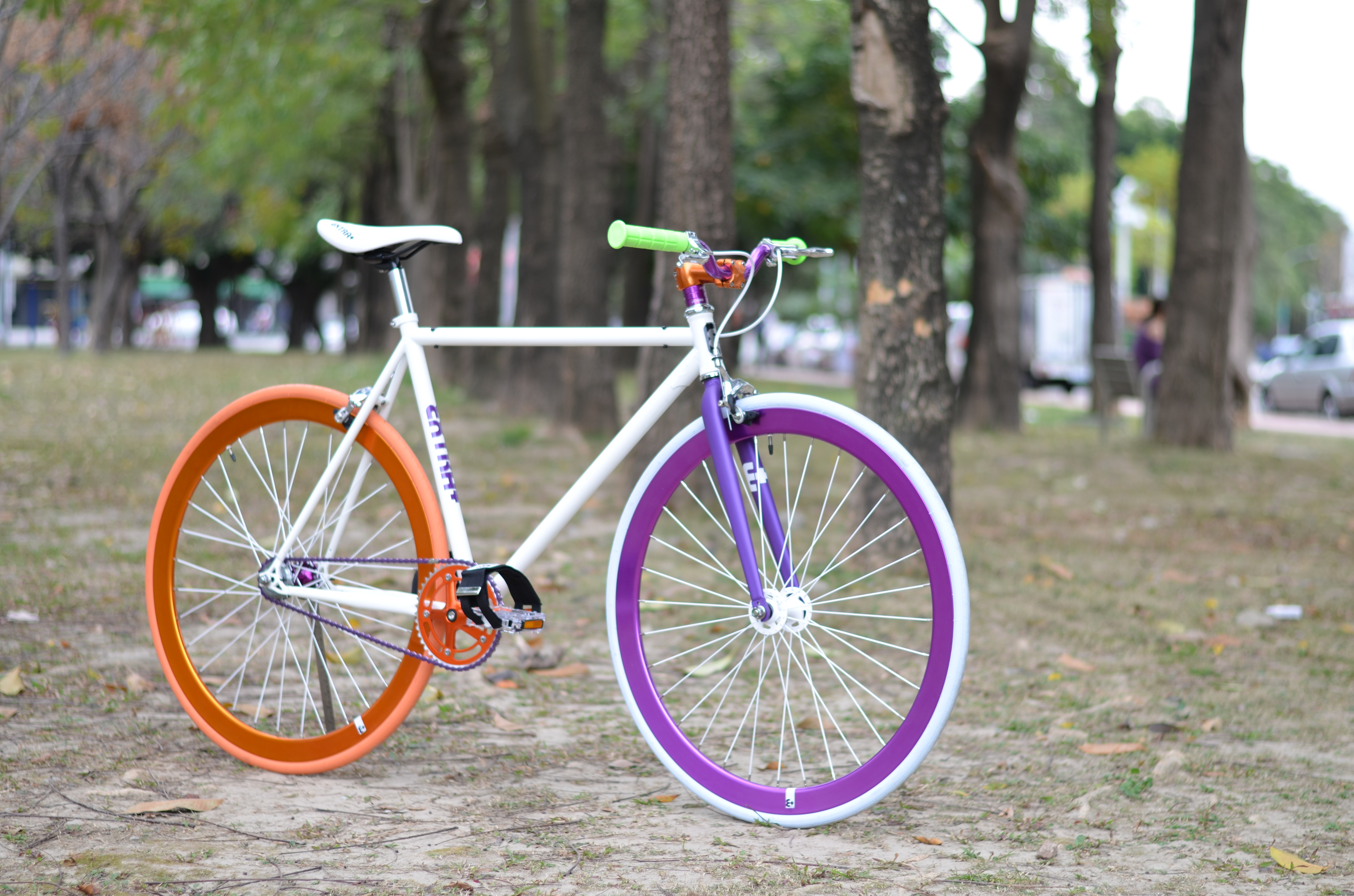 Bicicleta-fixie