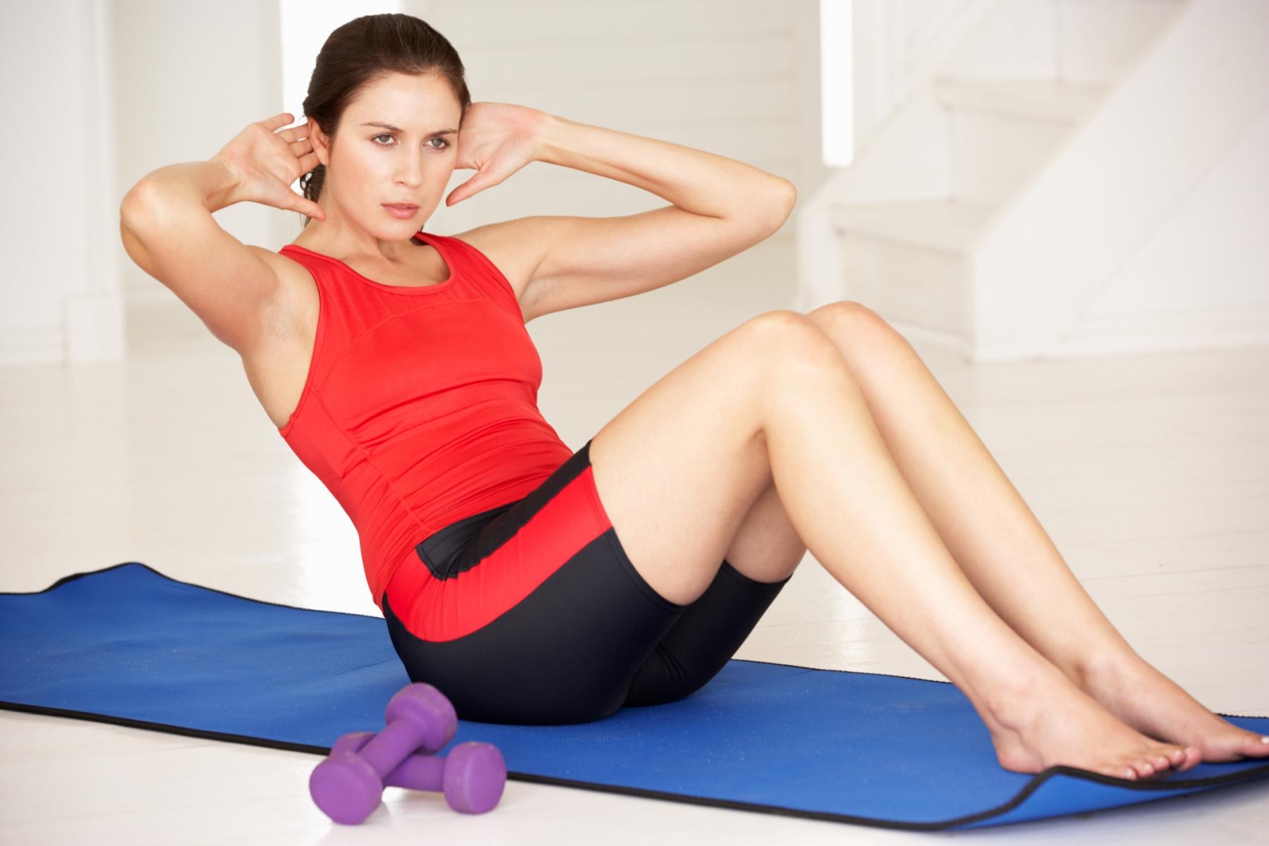 Lo que debes evitar al entrenar los abdominales
