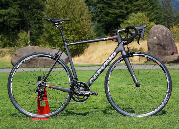 Bicicleta Tour de Francia - Cervelo R5