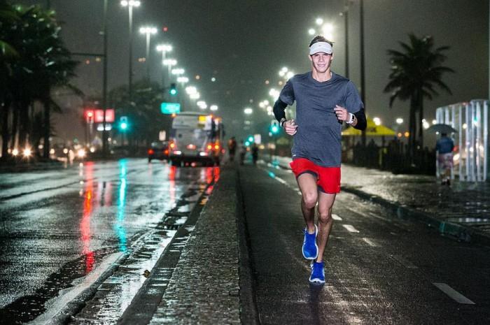 Las ventajas de correr de noche