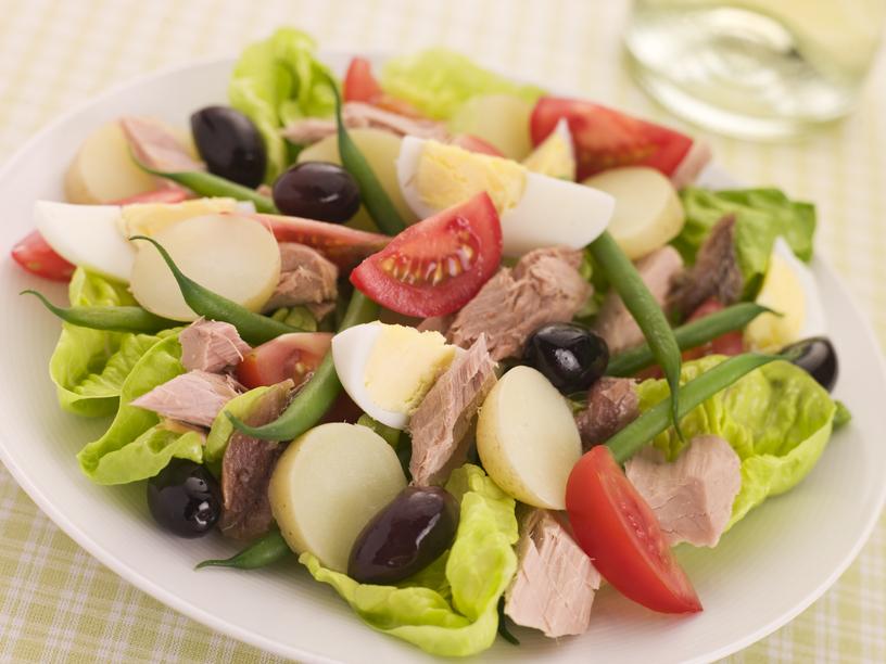 Comida para dieta verano