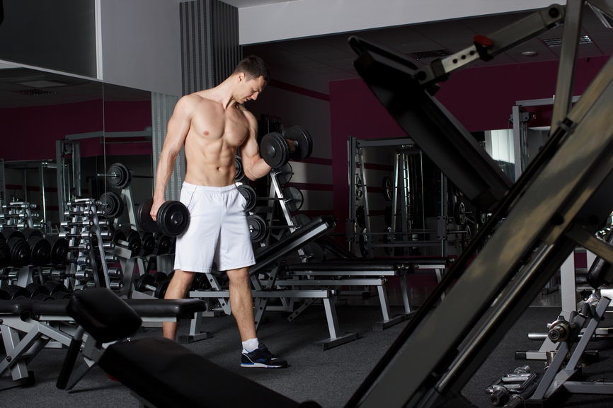 Rutina hipertrofia: Cómo ganar masa muscular