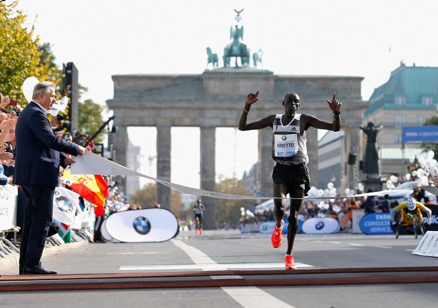 41st BMW Berlin Marathon
