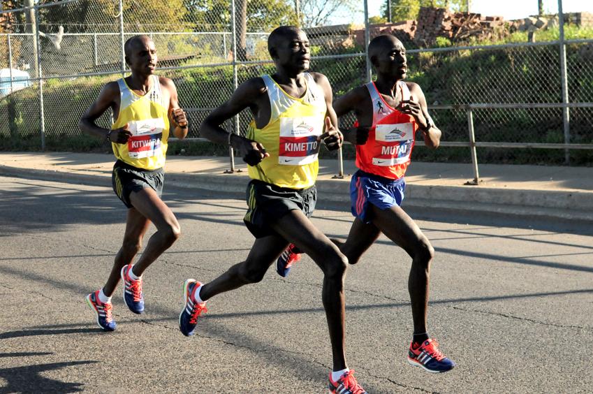 ¿Se puede correr un maratón en menos de dos horas?