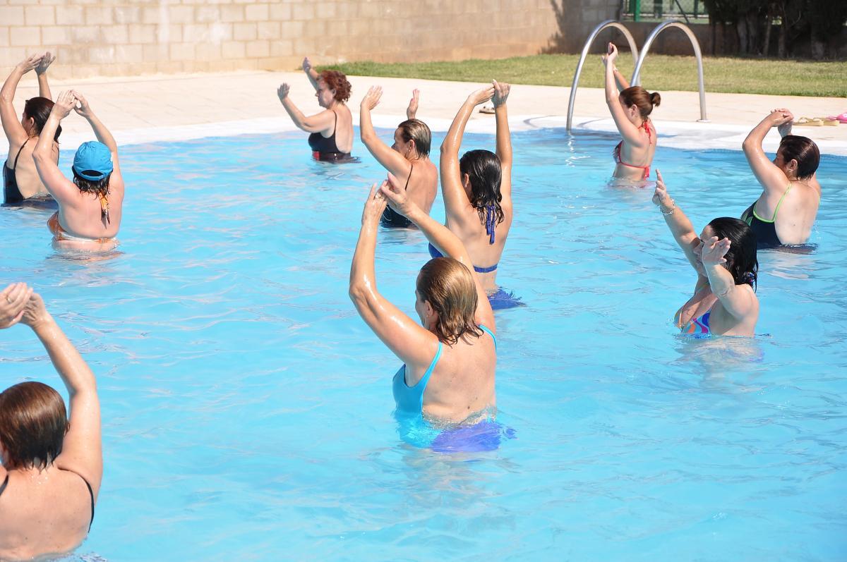 ¿Por qué practicar aquaeróbic?
