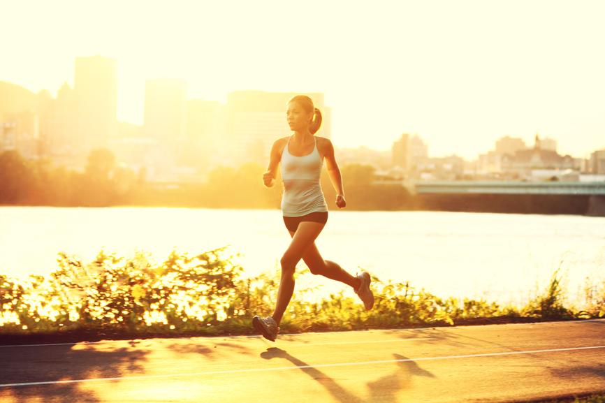 Hacer running por la ciudad