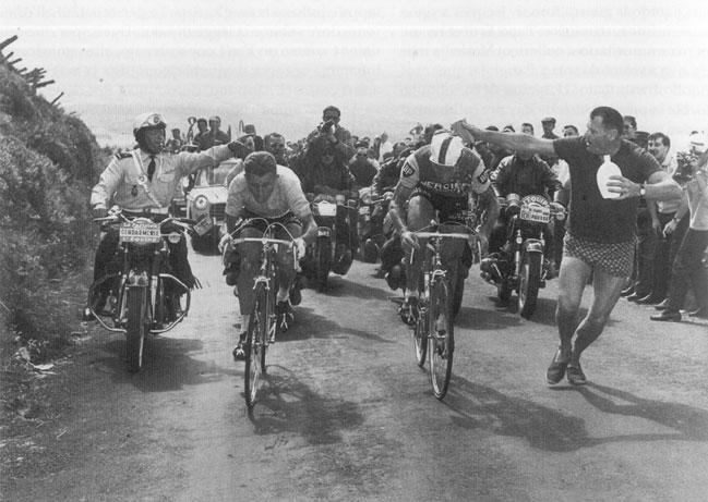 Bicicleta Tour de Francia - 01