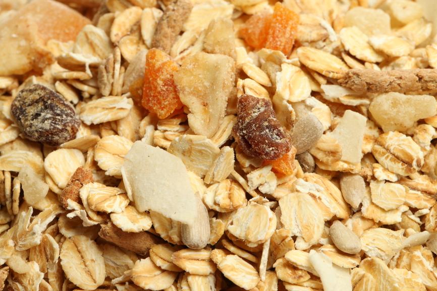 Oatmeal Breakfast Cereal