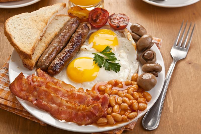 desayuno ingles
