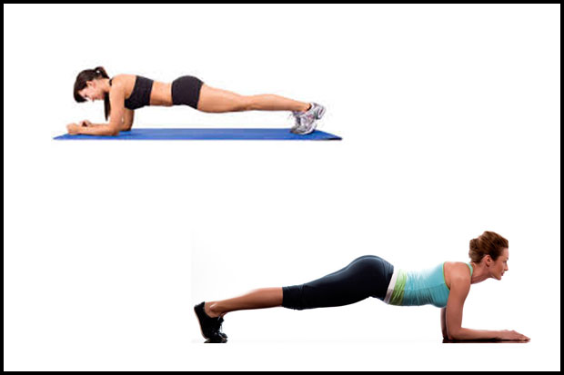 Tabla de ejercicios para mantenerse en forma en verano