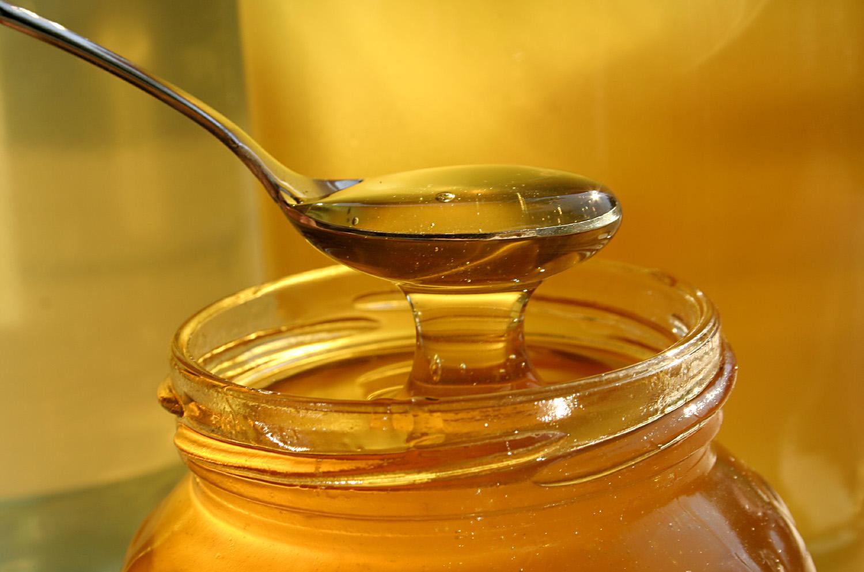Miel como edulcorante natural