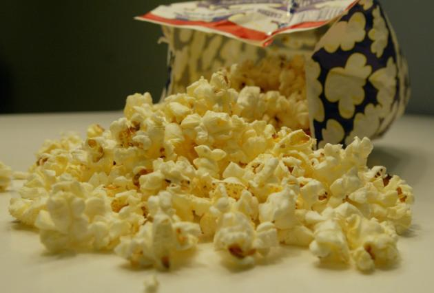 Chemical In Microwave Popcorn Fumes Linked To Rare Lung Disease