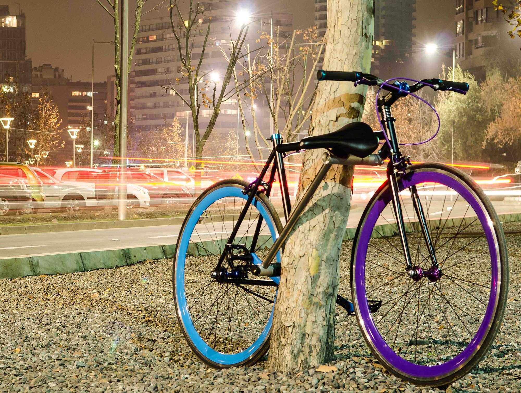 La Yerka, una bicicleta que no se puede robar