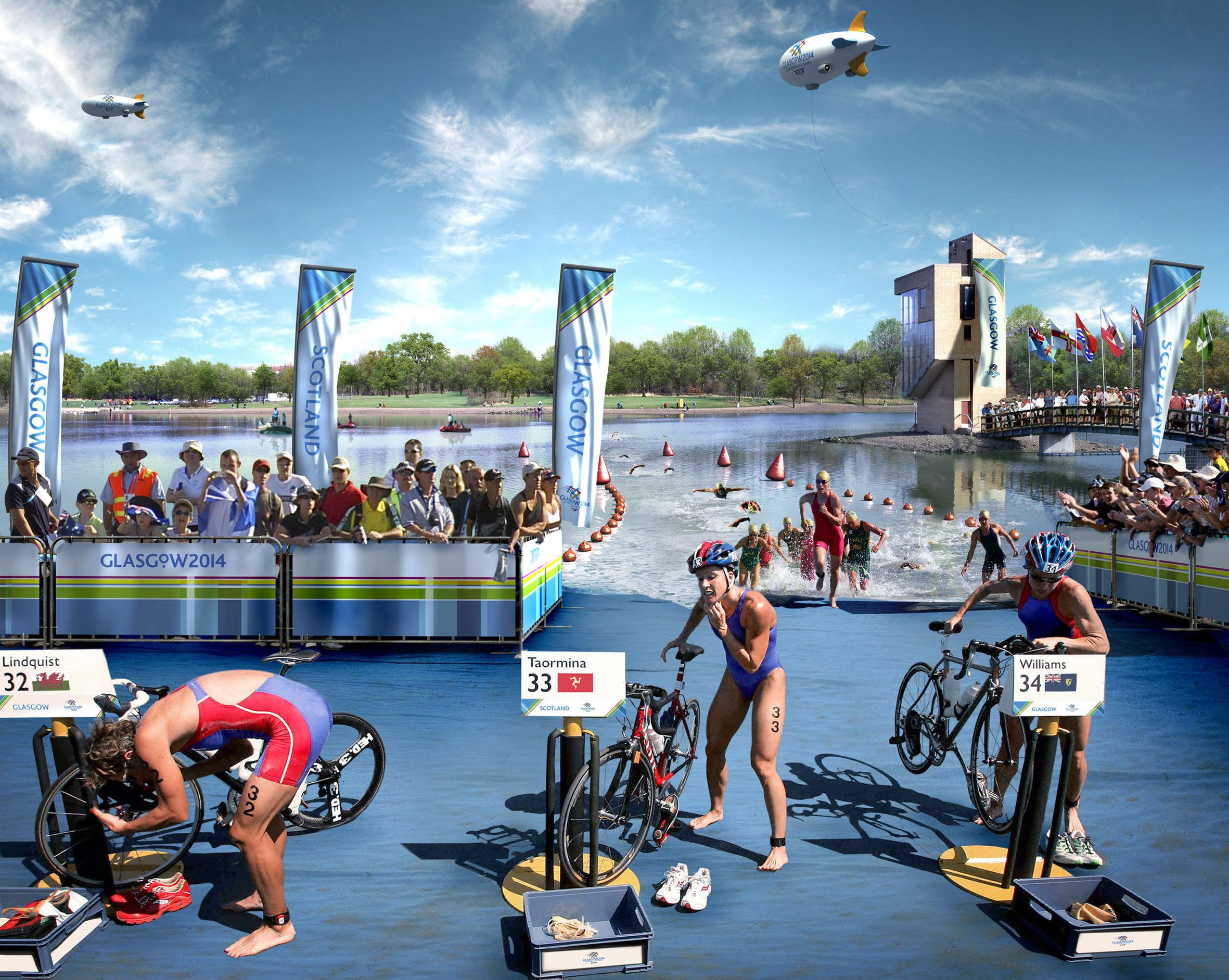 El triatlón mueve al año 160 millones en material deportivo