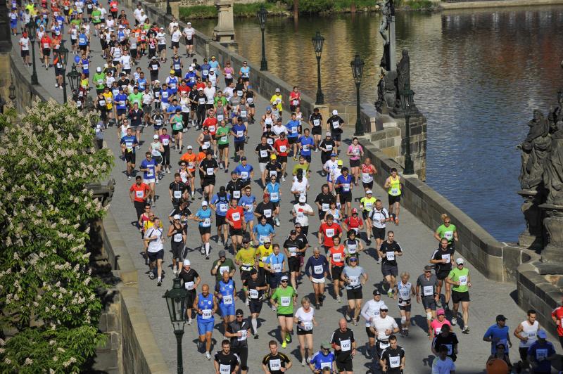 maraton praga