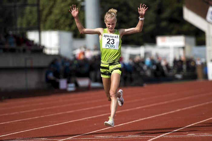 Una maratoniana excluida de los Juegos de Río por la edad