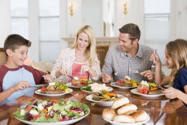 Cómo mejorar la alimentación de tu familia