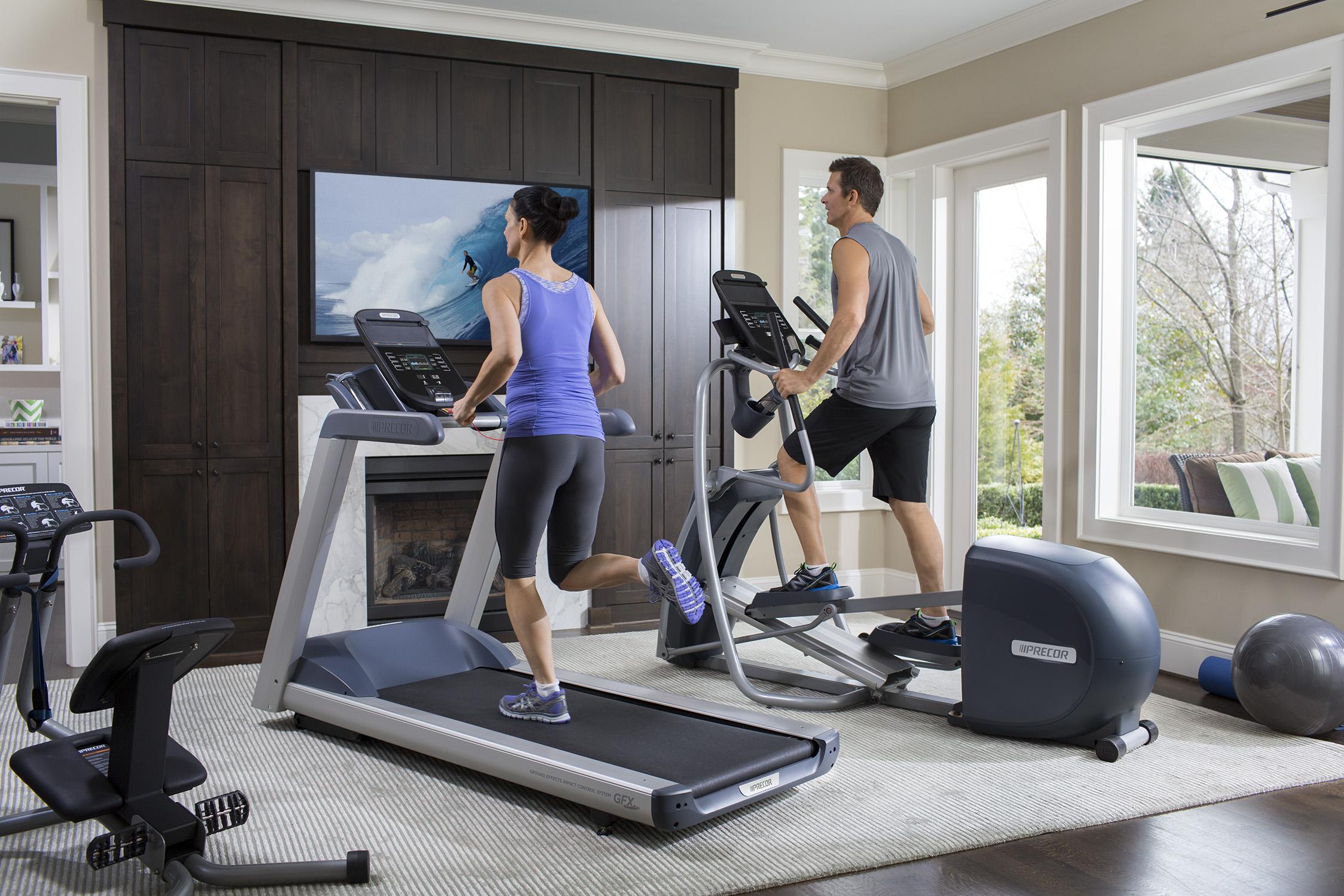 Adaptar los entrenamientos del gimnasio a casa
