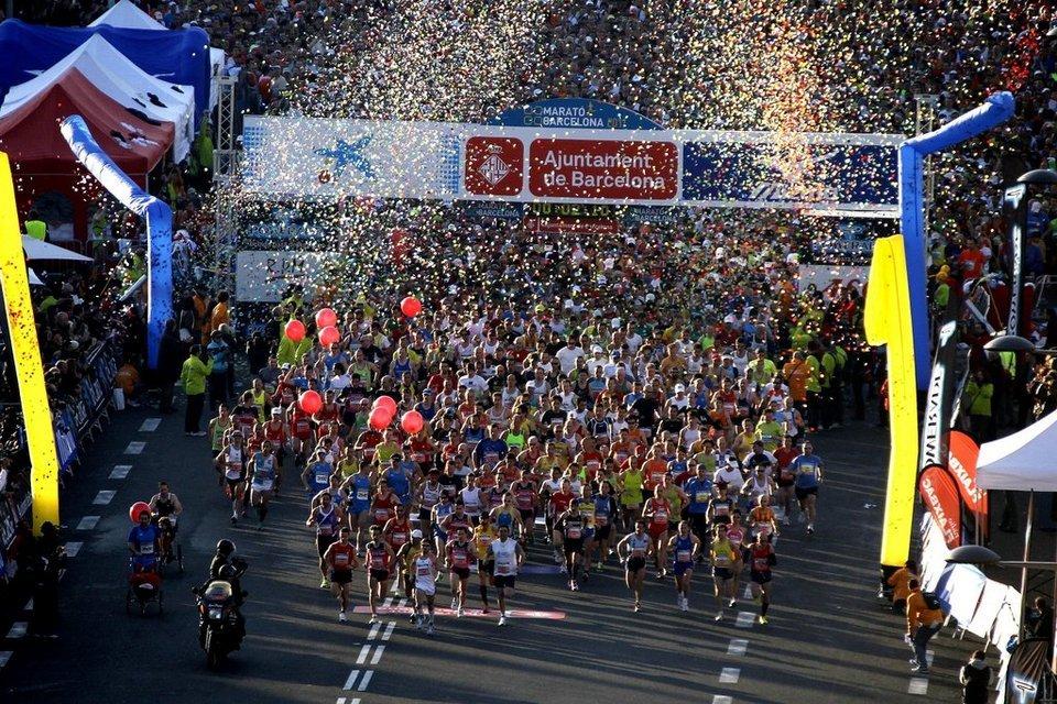 maraton barcelona